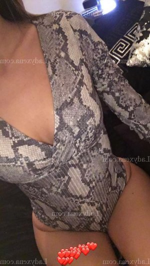 Stefie massage tantrique rencontre libertine
