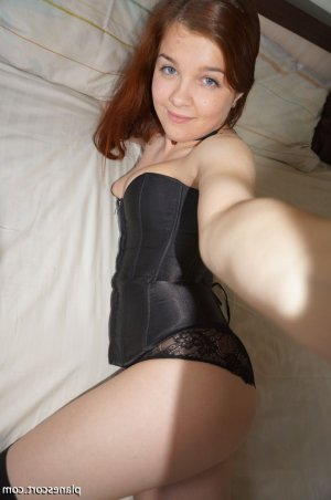 Lika escort girl